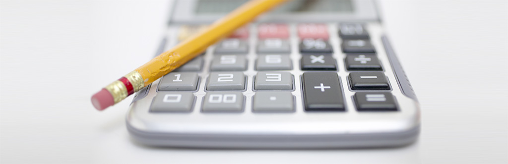 Calculators Header Image