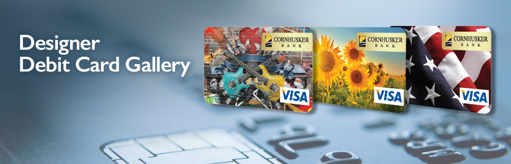 Debit Card Gallery Header